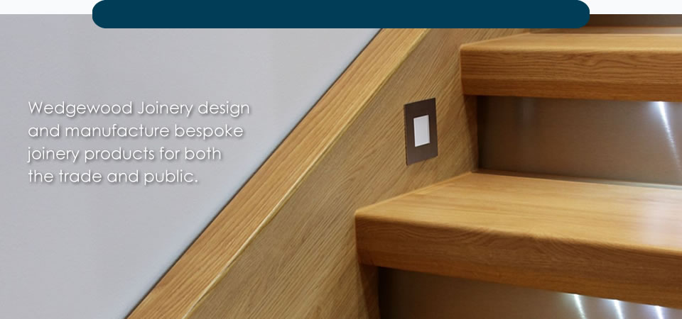 Bespoke joinery image
